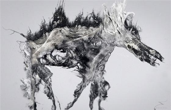 Januz Miralles' Dark World