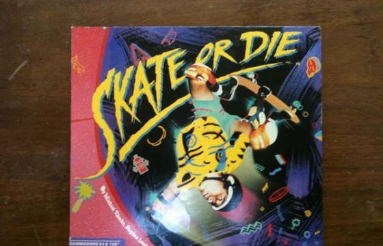"An Office Find: EA's ""Skate Or Die"" from 1987"