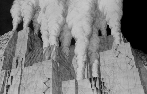Graphite Drawings by Michael Schall