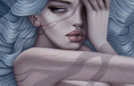 Sarah Joncas: The Erotic Paintings