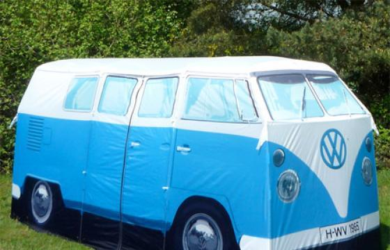 The 1965 VW Camper Tent