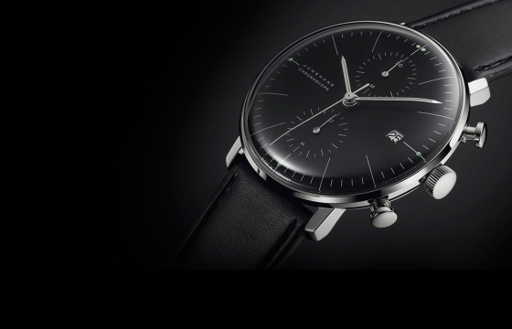 Max Bill: Timepieces for Junghans