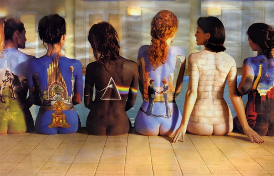 Storm Thorgerson, world famous album cover artist for Pink Floyd, RIP