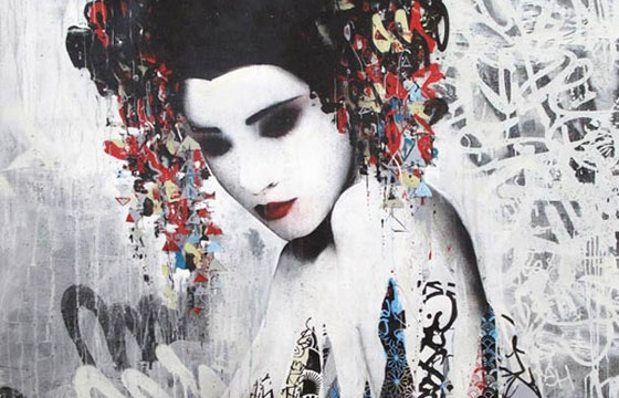 Hush: Today's Geisha