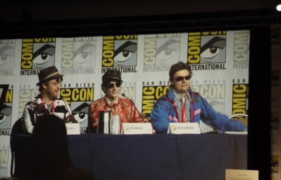 Comic Con 2011: Adult Swim