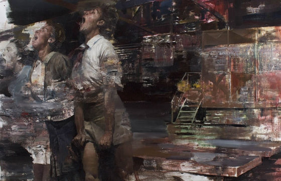 "Dan Voinea ""A Momentary Rise of Reason"" @ Beers.Lambert Contemporary, London"