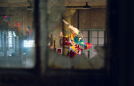 Preview: @Large Ai Weiwei on Alcatraz
