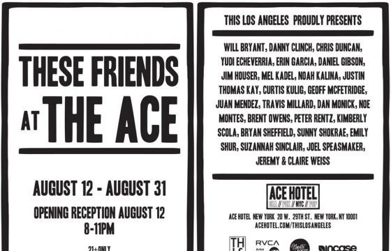 THIS Los Angeles at Ace Hotel NYC