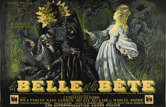 Vintage French Movie Posters (1927-1981)