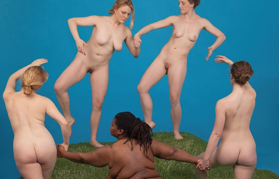 Artsy Nudes @ School of Visual Arts, NYC