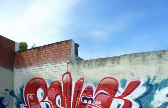 In Graffiti: RIME Does a REVOK