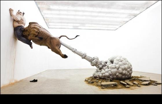 Sculpture Art by China's Chen Wenling