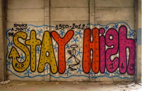 Stay High 149 tribute by Jiem