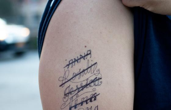 Tattoos for Designers