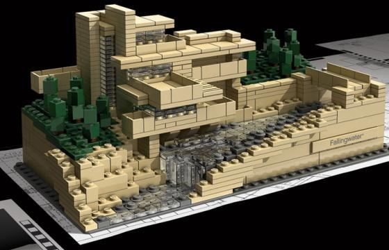 LEGO Continues Architecture Series