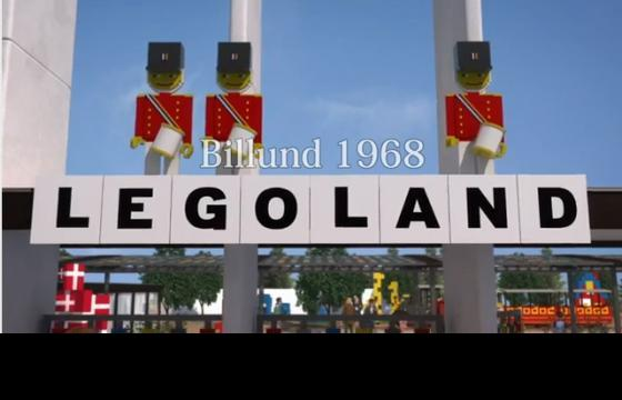 The LEGO 80th Anniversary Animated Film