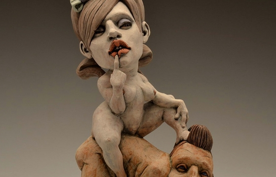 Insane Sculpture Works by Chris Riccardo