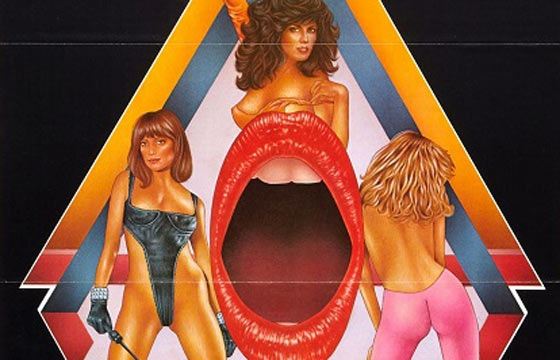 Adult Movie Posters of the 60s and 70s