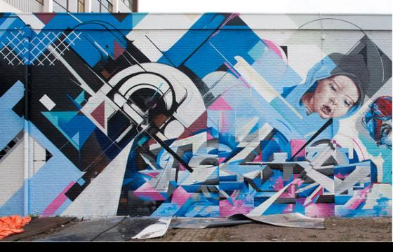 Kofie x Teks in Netherlands