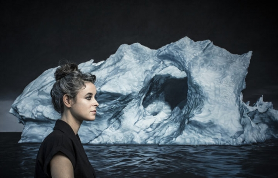 Pastels Become Water: New Work by Zaria Forman w/ Artstar