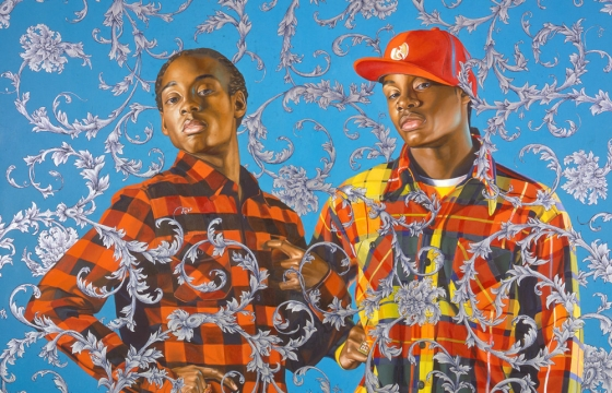 Former President Barack Obama Chooses Juxtapoz Cover Artist Kehinde Wiley to Paint His Presidential Portrait