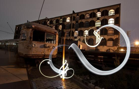 Light Calligraphy by Kaalam
