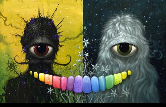 "Jeff Soto ""Mother and Father"" Print"
