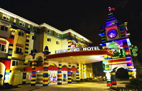 Yes, Yes, Yes!: The LEGO Hotel.