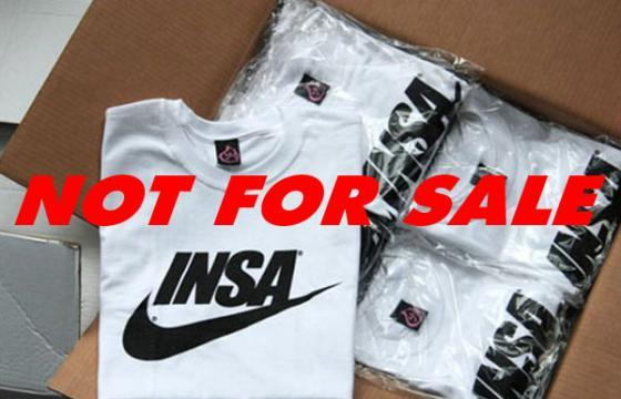The Not Real INSA x NIKE Tee Gets a Real Swap