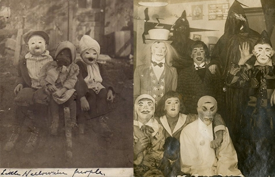 Halloween Used to be Creepier