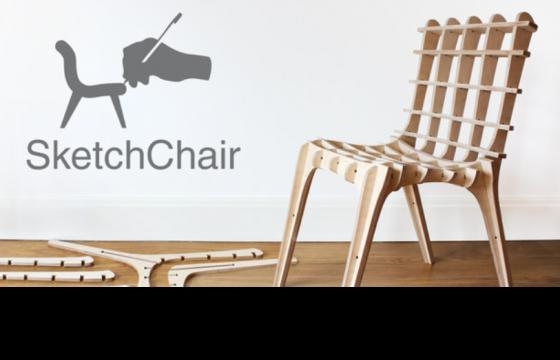 SketchChair: How to Design Your Own Furniture