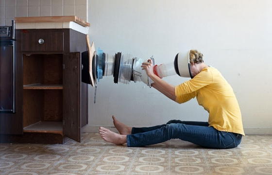 Photographs by Lee Materazzi