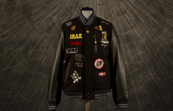 Irak Crew Nike Destroyer Jacket