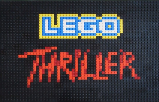LEGO-Animated Thriller