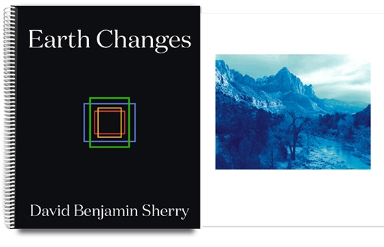 "David Benjamin Sherry's ""Earth Changes"" available through Morel Books"