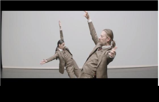"Music Video: Atoms For Peace ""Ingenue"" directed by Garth Jennings"