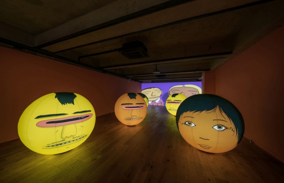 You Are My Guest: OSGEMEOS Take Over in the Heart of Seoul