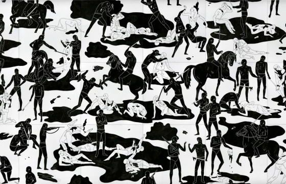 In the Magazine: Cleon Peterson