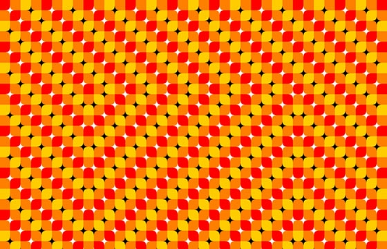 Optical Illusions by Akiyoshi Kitaoka