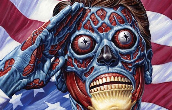 Jason Edmiston @ The Mondo Gallery w/ Alamo Drafthouse Cinema, Austin