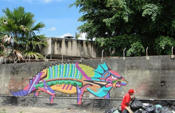In Street Art: New Emol in Brazil