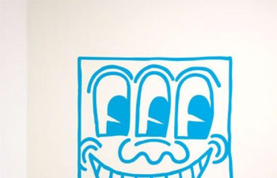 Keith Haring Wall Decals by Blik