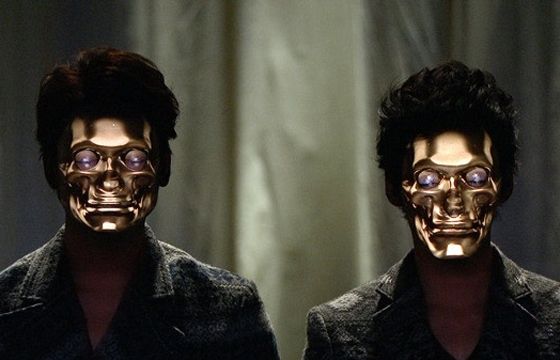 Beautiful Bits: Real-time Face Tracking & Projection Mapping
