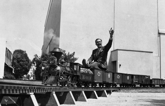 All Aboard: A Celebration of Walt's Trains @ Walt Disney Family Museum