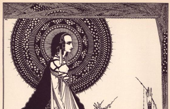 Harry Clarke's illustrations for E. A. Poe