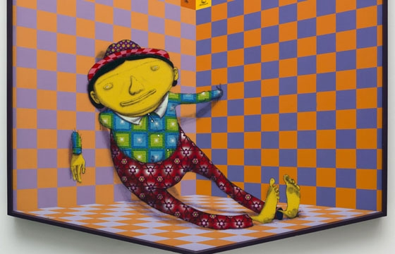"Preview: Os Gemeos ""The Moon Opera"" @ Fortes Vilaca, Sao Paulo"