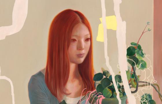 "Teaser: James Jean ""Parallel Lives"" @ Jack Tilton, NYC"