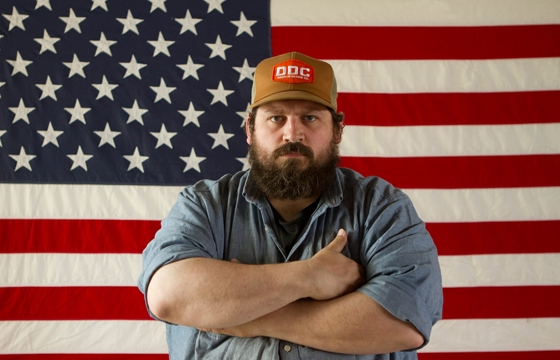 Interview: Aaron James Draplin, March, 2014