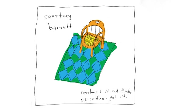 A Pop-Up Gallery of Courtney Barnett's Visual Art on July 21st
