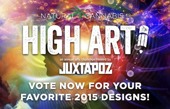 Vote For Your Favorite High Art 2015 Designs